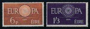 [M03] Ireland / 1960, Europa, MNH, Michel No: 146/147 (30€)