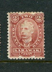 Sarawak #28 Mint