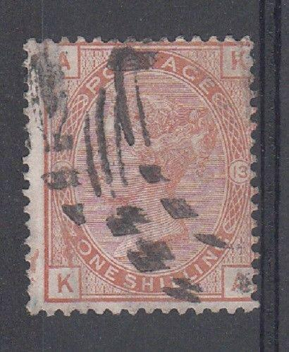 Great Britain Scott 65 Used (Catalog Value $625.00)