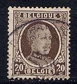 Belgium Scott # 150, used