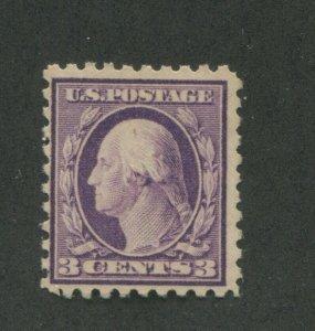 1916 United States Postage Stamp #464 Mint Never Hinged F/VF OG