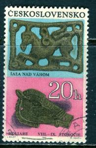 Czechoslovakia; 1969: Sc. # 1646: O/Used CTO Single Stamp