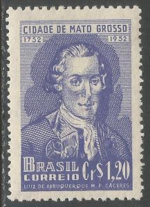 BRAZIL 724 MOG W578-1