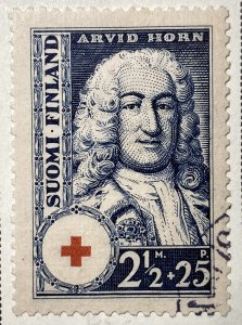 AlexStamps FINLAND #B23 VF Used