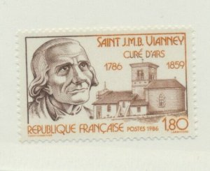 France Stamp Scott #2011 From 1986