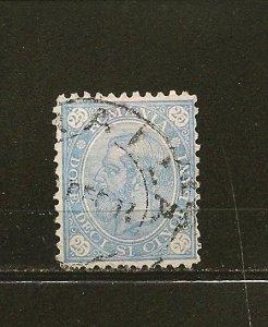 Romania 106 King Carol I Used