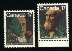 Can #894-95    -1  used VF 1981 PD