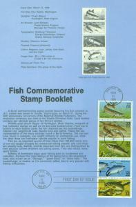Fish Booklet (USCPF2209a)