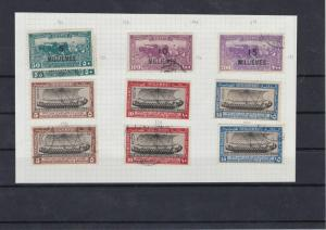 Egypt Stamps Mounted Mint And Used Ref: R5818