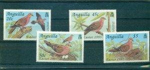 Anguilla - Sc# 923-6. 1995 Birds. MNH. $10.05.