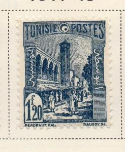 Tunisia 1941-45 Early Issue Fine Used 1F.20c. 144852
