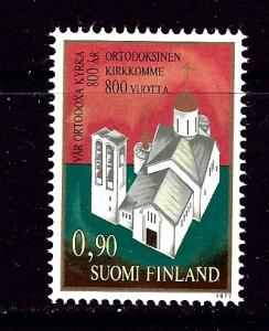 Finland 599 NH 1977 Church