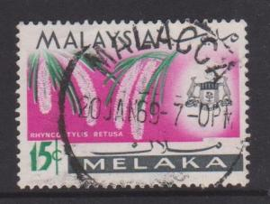 Malacca Sc#72 Used