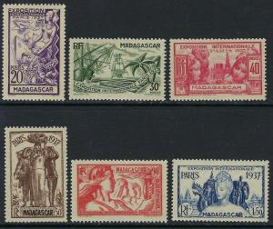 Madagascar #191-60 Mint Hinged 25% of SCV $9.25 **FREE Domestic SHIPPING**