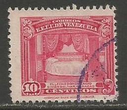 VENEZUELA 368 VFU V112-4
