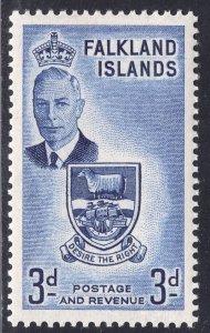 FALKLAND ISLANDS SCOTT 111