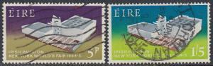 Ireland 194-5 Used - Irish Pavilion