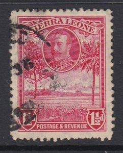 SIERRA LEONE, Scott 142, used