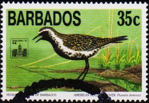 Barbados. 1994 35c S.G.1019 Fine Used