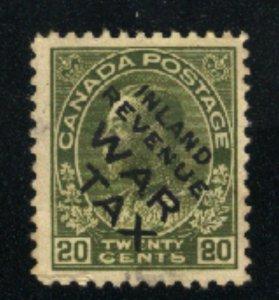 Canada #MR2Ci    u   VF 1915 PD