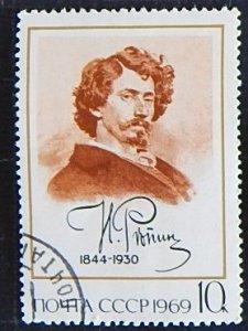 Art, N. Repin 1844-1930, (№1416-T)
