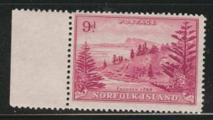 Norfolk Island Scott 10 MNH** 1947