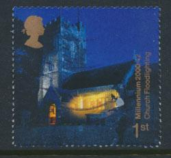 Great Britain SG 2171  Used    - Spirit and Faith