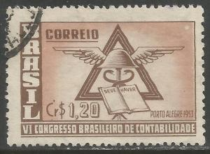 BRAZIL 739 VFU 785C-5
