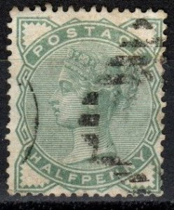 Great Britain #78  F-VF Used CV $13.50 (X3148)