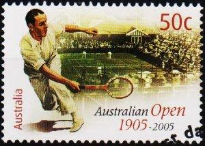 Australia. 2005 50c S.G.2465 Fine Used