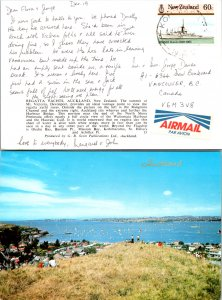 New Zealand, Picture Postcards, Ships
