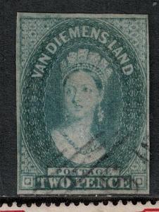 Tasmania 1860 SC 12 Used CV $95