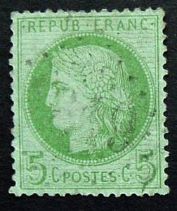 France, Scott 53, Used