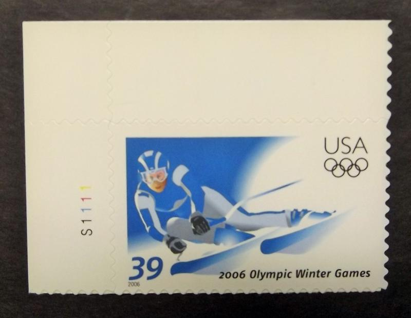 P#s 3995,  39c 2006 Winter Olympic Games - MNH (4616a)