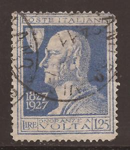 Italy  # 191  used  ( defect )