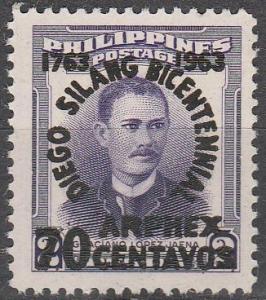 Philippine Islands #876    MNH  (K1200)