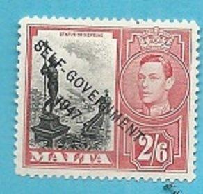Malta | Scott # 220 - MH
