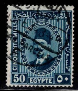 Egypt Scott 145 Used stamp