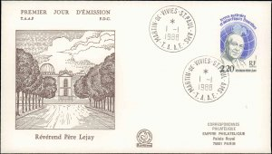 French Southern and Antarctic Terr., Worldwide First Day Cover, Polar