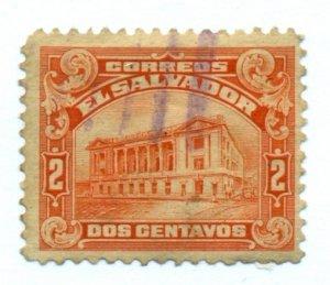 El Salvador 1916 #432 U SCV (2020) = $0.25
