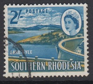 SOUTHERN RHODESIA, Scott 104, used