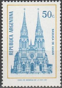 Argentina #1034  MNH F-VF  (SU2027)
