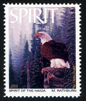 Rathburn Original: Spirit of the Haida - Cinderella - MNH