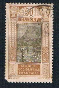 French Guinea 88 Used Ford at Kitim (BP08919)