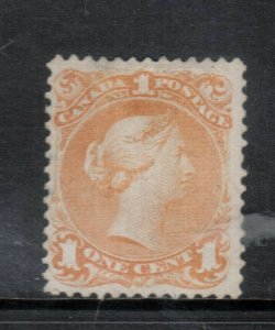 Canada #23 Very Fine Mint Unused (No Gum) **With Certificate**