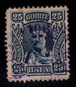 Montenegro Scott 814 Used  Prince Nicholos stamp