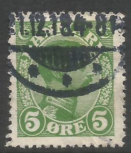 DENMARK 97 VFU 1060D-4
