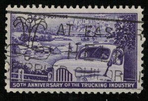 USA, 3 cents, Truck Industry (Т-6129)