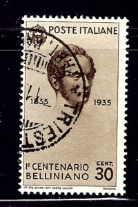 Italy 350 Used 1935 issue    (ap1155)
