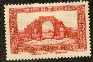 Algeria, Scott #95, Unused, Hinged